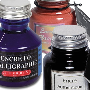 Calligraphy & Specialty Inks
