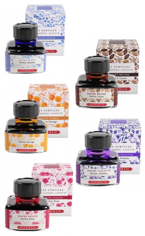 Herbin Fountain Pen Inks Bottled Fountain Pen Ink Ink