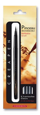 Creapen Refillable Brush